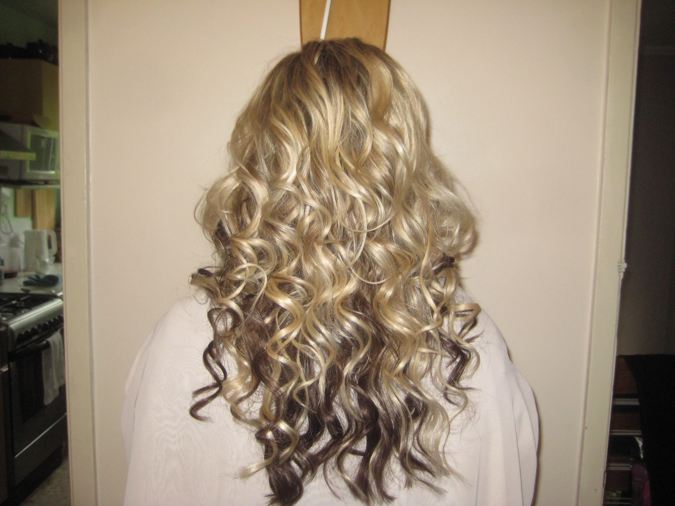Get Your Hair Straight Micro Ring Hair Extensions